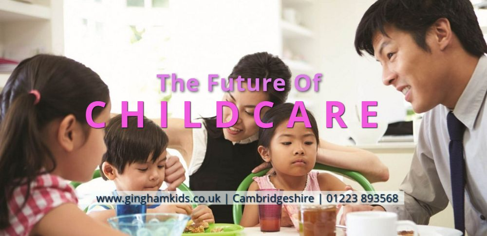 Childcare In Cambridge