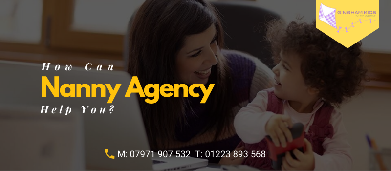 nanny agency in london
