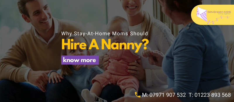 gingham kids nanny agency london